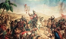 Conquistadors sacrificed and eaten by Aztec-era people, archaeologists say | The Geography of Mexico | Scoop.it