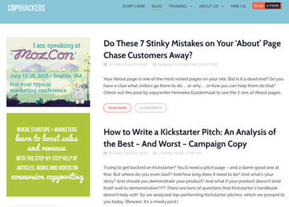 Split Testing: How to Improve Your Site Conversions   Website Pages Advice   Scoop.it