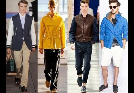 Winning Form - Blue Carreon - Forbes   Menswear NYFW   Scoop.it