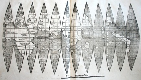 Sensational discovery in Munich library: Rare map of The New World | Anomalies | Scoop.it
