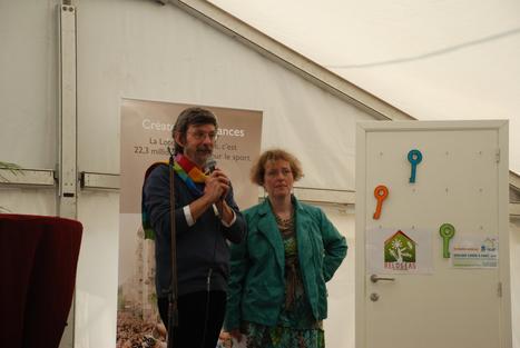 Inauguration des 2 maisons passives à l'initiative de QCAF et ... | Le logement d'abord, un toit pour tous | Scoop.it