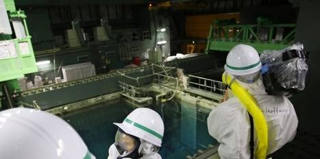 Fukushima: la piscine du réacteur 4 enfin vidée | Japan Tsunami | Scoop.it