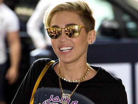 Miley Cyrus talks leaking new album online! | Miley Cyrus | News ... | Leaking | Scoop.it