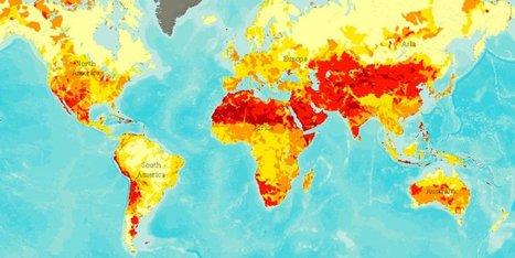 8 mapas que cambiarán tu visión de África | Observatorio_vfb | Scoop.it