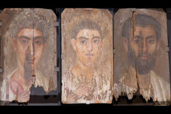 The Archaeology News Network: Researchers discover ancient clues in mummy portraits | Monde antique | Scoop.it