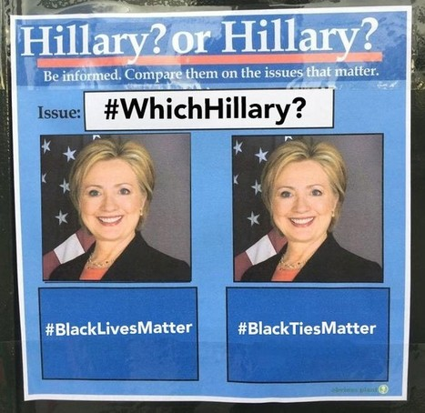 Did Twitter's Exec Censor #WhichHillary in advance of Key Primaries? Twitter users speak out | Archivance - Miscellanées | Scoop.it