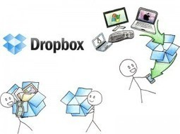 Seis usos creativos de Dropbox | Recull diari | Scoop.it