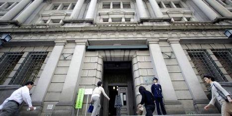 Banque du Japon : nouvelles mesures face aux effets économiques du séisme | LeMonde.fr | Japon : séisme, tsunami & conséquences | Scoop.it