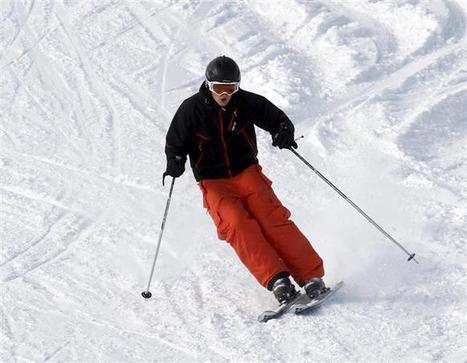 Loisirs   Le ski en fête, la neige se donne !   montagne   Scoop.it