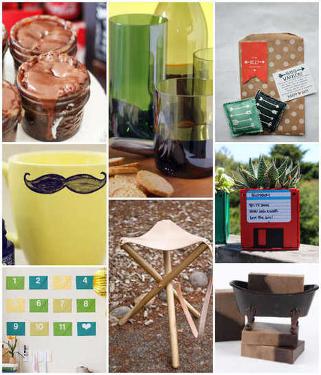 8 Radical DIY Father's Day Gifts | Eye Spy DIY | Scoop.it