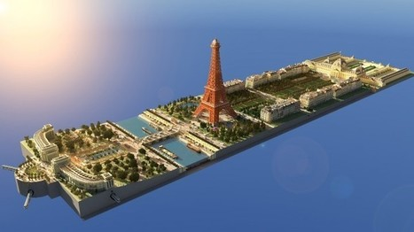 15 Incredible Architectural Feats Made in Minecraft | A. Perry Design Lounge | Scoop.it