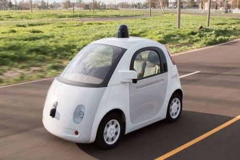 Google's Self-Driving Pod Cars Hit the Road | Technology in Business Today | Scoop.it