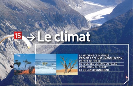 CEA Le climat - La machine climatique | COP21 | Scoop.it