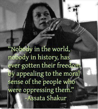 Assata Shakur : An Open Letter To The Media | Human Rights and the Will to be free | Scoop.it