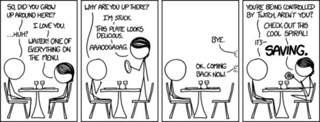 xkcd: First Date | Twitch Plays Pokemon curation | Scoop.it
