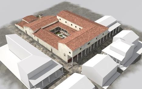 Visite interactive du site archéologique de Vieux-la-Romaine | SCOOP IT COLLEGE JEAN MONNET JANZE | Scoop.it