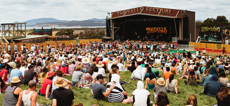 Aussie Music Festivals Among The Greenest In the World - Tone Deaf | Music Festivals | Scoop.it
