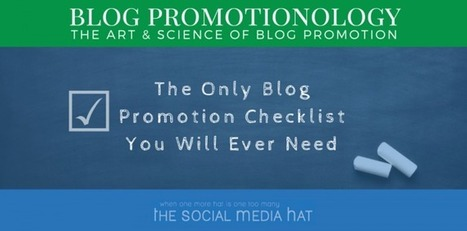 Blog Promotionology, The Art & Science of Blog Promotion | Digital Brand Marketing | Scoop.it