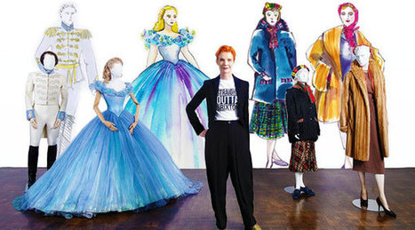 Sandy Powell Profiled - Manhattan Wardrobe Supply   Texas A&M Costume and Dress   Scoop.it
