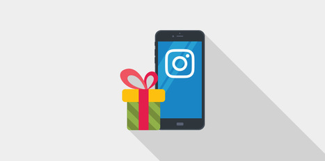 How to Host a Holiday Contest on Instagram - ShortStack | Social Media Latest Trends | Scoop.it