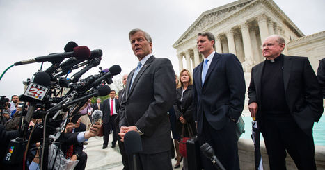 The Supreme Court's Bribery-Blessing McDonnell Decision - The New Yorker | Global Corruption | Scoop.it