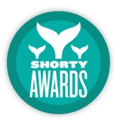 The Shorty Awards - Honoring the best of social media | Young Adult and Children's Stories | Scoop.it