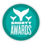Best Author in Social Media - The Shorty Awards | Social media and education | Scoop.it