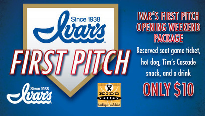Rainiers Announce Ivar's as Concessions Providers | | Sports Facility Management.4204193 | Scoop.it