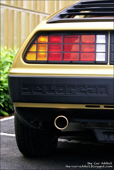 The-Car-Addict.com: Golden DeLorean - Part 2 | Loving Life at its best | Scoop.it