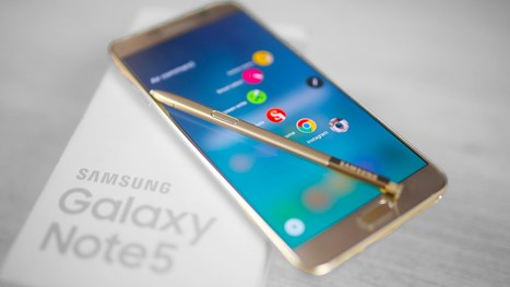 Samsung Galaxy Note 5 Specifications, Features and Price | Bloggers Tips | Scoop.it