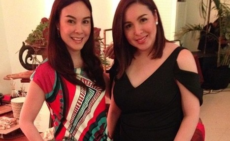 Are sisters Marjorie and Gretchen Barretto at odds? | The Chicka | Philippine Entertainment | Scoop.it