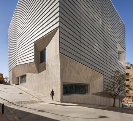 [Ceuta, Spain] Public Library in Ceuta / Paredes Pedrosa | The Architecture of the City | Scoop.it