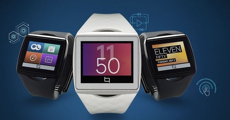 Qualcomm's Buttonless Toq Smartwatch Slated for Dec. 2 Debut   Mobile Buzz   Scoop.it