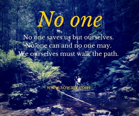 we must walk the path quotes | Free Arabic Quotes | Scoop.it
