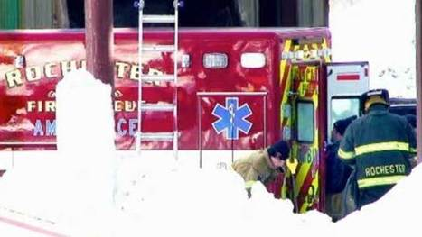 Rochester construction worker impaled in fall   construction   Scoop.it