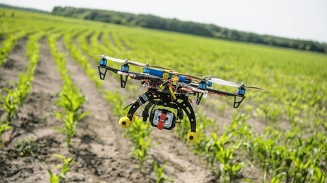 Six Ways Drones Are Revolutionizing Agriculture | Plant Biology Teaching Resources (Higher Education) | Scoop.it