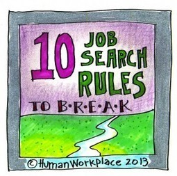Reinvention Roadmap, Job Search after Fifty and Teaching the Whole Person Job Search - Human Workplace | Public Relations and Communications | Scoop.it