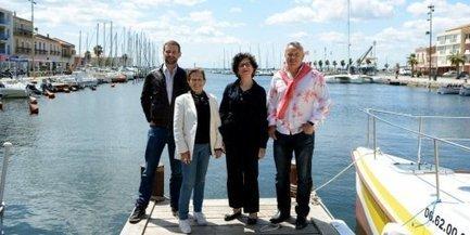 Elections européennes : Marie Jeanne Husset en visite à Mèze | Mediapeps | Scoop.it