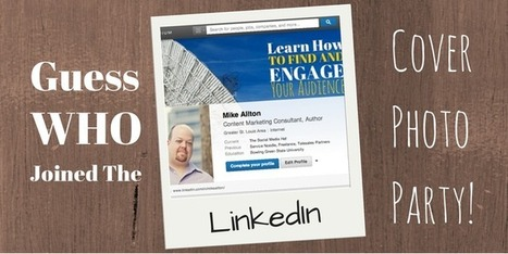 LinkedIn Launches Cover Photos for Premium Members | Digital-News on Scoop.it today | Scoop.it