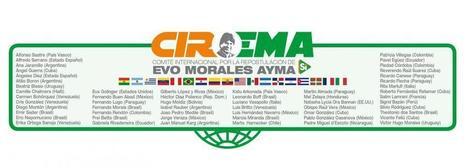 Comité Internacional por la Repostulación de Evo Morales Ayma | Global politics | Scoop.it