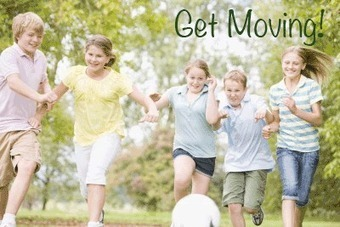 Get Moving: National Physical Education & Sport We... - WeAreTeachers | Education-Caitlin | Scoop.it