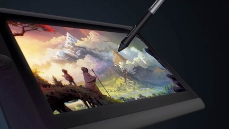 Wacom Cintiq 13HD Review - Ben Heys Photography | Human Rights and World Peace | Scoop.it