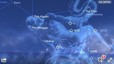 Star Chart is a nifty and free augmented reality astronomy app - Tuaw   Astronomy   Scoop.it