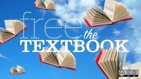 ¿Cómo podría llegar a ser gratuito un libro de texto?   Recursos TICS para todos   Scoop.it