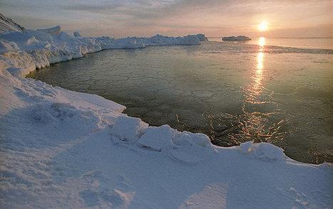 Un bruit au fond de l'océan Arctique provoque une alerte militaire au Canada | Ce qui nous fascine | Scoop.it