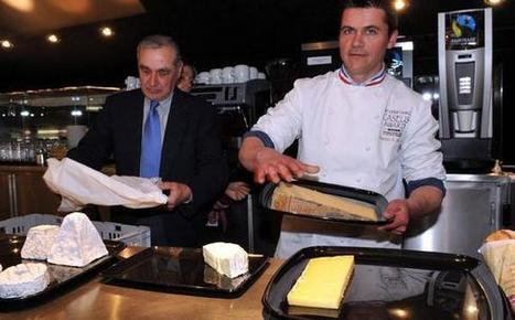 Mondial du fromage : un très beau plateau à Tours | Brazilian cheeses | Scoop.it
