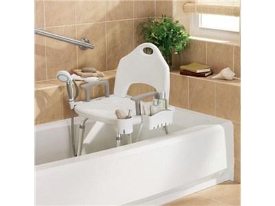 Moen® Deluxe Tool-Free Shower Chair | Cook Tools | Scoop.it