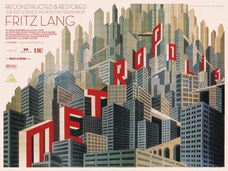 FGGD Arquitectura: CINE Y ARQUITECTURA - Metrópolis   La influencia del cine de ciencia ficción en la arquitectura moderna   Scoop.it