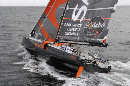 L'innovation reste l'ADN des bateaux du Vendée Globe - Figaro Nautisme | French DB home | Scoop.it