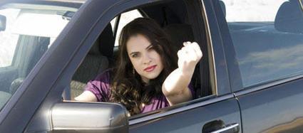 Pourquoi je deviens folle au volant | Psychologies | Scoop.it